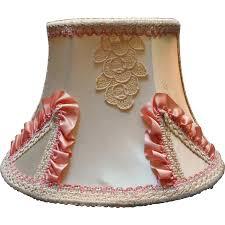 ribbon trim headboard l vintage lace pink ribbon trim fabric hooks