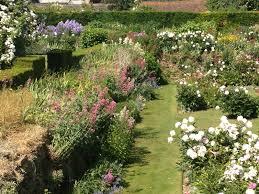gertrude jekyll gardens the manor house upton grey not green