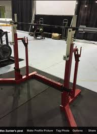 Squat Bench Rack For Sale Ipf Style Combo Rack Texas Strength Systems