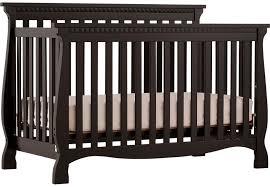 Delta Venetian Convertible Crib Delta Children Canton 4in1 Convertible Crib Black Walmartcom