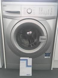 beko silver washing machine 6kg variable 1300 spin users manual