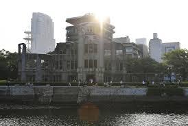 on 71st anniversary of atomic bombing hiroshima mayor urges world