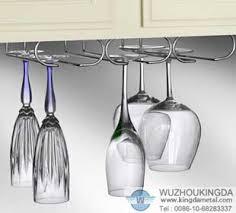 hanging wine glass racks black steel hanging wine glass rack