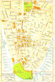 New York Tourist Attractions Map by Maps Update 58502825 Manhattan Tourist Attractions Map Large
