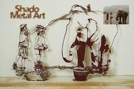 metal art for walls shenra com
