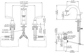 American Standard Faucet Diagram Impressive Design Parts Of A Bathroom Sink Faucet Com American