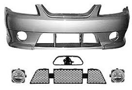 99 mustang bumper roush stage 3 front bumper for 99 04 mustang