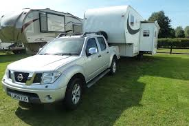 kountry lite 5th wheel nissan navara