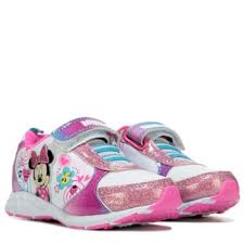 minnie mouse light up shoes minnie mouse minnie mouse light up sneaker preschool white multi
