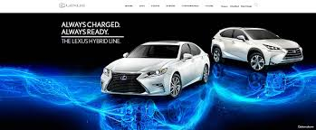 lexus hybrid options lexus wages war on evs with stinging copy on its website