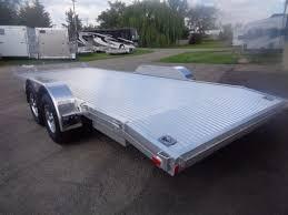 2018 american hauler alfa820ta3 10k 20ft car hauler aluminum deck
