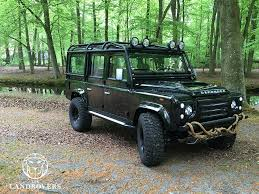 home the landrovers