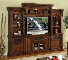 Furniture Interesting Rustic Entertainment Center For - Family room entertainment center ideas