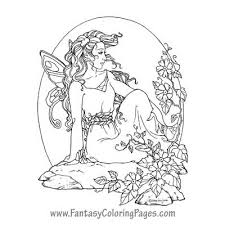 fantasy coloring pages u2013 u0027s coloring pages mermaids