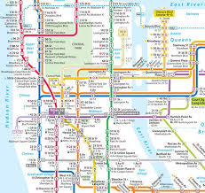map of ny subway how would you change the new york city subway map curbed ny