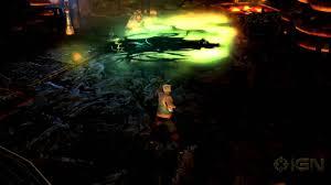 dungeon siege 3 reinhart dungeon siege 3 official reinhart trailer