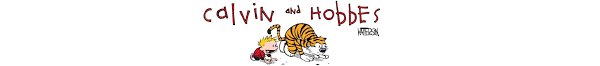calvin and hobbes by bill watterson read comic strips at