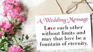wedding messages to amazing quotes you ll surely want to add to your wedding messages