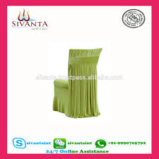 White Chair Covers To Buy Ruffled Chair Cover Ruffled Chair Cover Suppliers And