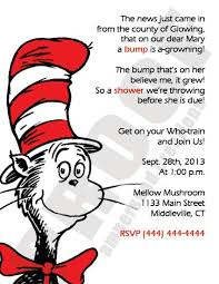 Dr Seuss Baby Shower Invitation Wording - 46 best more baby images on pinterest baby shower parties boy