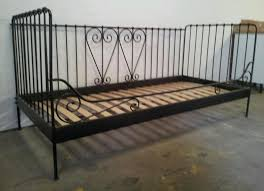 Ikea Metal Bed Frame Ikea Day Bed Sale Black Metal Frame Single Posot Class Lentine
