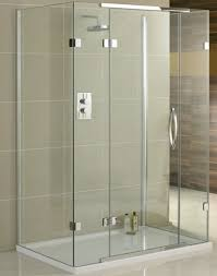 3 sided shower enclosure 3 sided shower cubicle