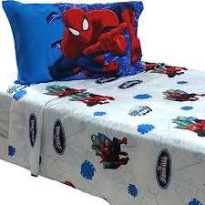 Superhero Bedding Twin Marvel Iron Man Sheet Set