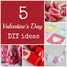 Valentine S Day Tree Decor by Daintybox 5 Valentine U0027s Day Diy Ideas