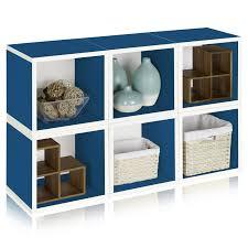 decor stackable bookcase cubes cube shelving cube bookcase