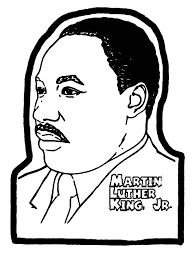 free printable martin luther king coloring pages martin luther king jr coloring pages getcoloringpages com