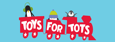 toys for tots the los angeles school