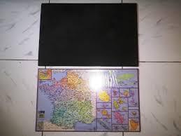 dessus de bureau 2 dessus de bureau carte de de 60cm x 36cm 1 à