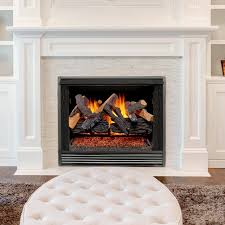 amazon com duluth forge vented natural gas fireplace log set 30