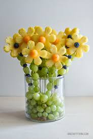 creative fruit arrangements healthy party food 25 creative ideas for kids dot