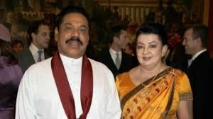 Mahinda Rajapksha Former Sri Lankan President Mahinda Rajapaksa U0027s Wife Interrogated