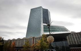 siege bce bce questions en suspens après le changement de cap monétaire la