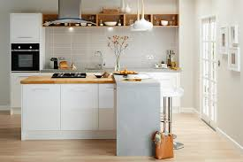 white gloss kitchen floor cupboard sure kitchen trends that won t go out of style