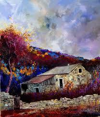 saatchi online artist pol ledent oil 2012 painting