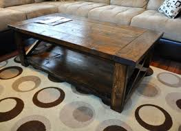 Rustic Coffee Tables And End Tables Rustic Furniture Coffee Tables Jennyoctonails Com