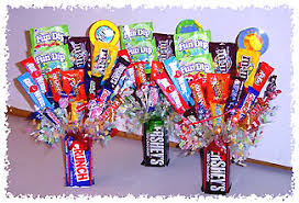 candy basket ideas sweet bud bouquets edible candy bouquets wisconsin