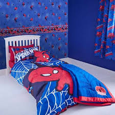 Marvel Double Duvet Cover Marvel Spiderman Single Duvet Cover And Pillowcase Set Dunelm