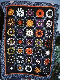 halloween quilts and quilt tops for sale