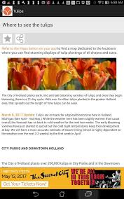 tulip festival map tulip festival bloom map uptowncritters