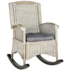 Gray Rocking Chair Shop Chairs At Lowes Com