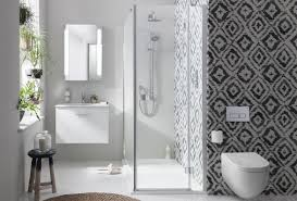 black and white bathroom design black and white bathroom ideas u0026 handpicked collections drench