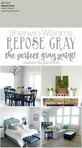 my favorite gray paint sherwin williams repose gray creations