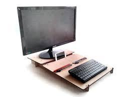 Upright Desk Organizer Upright Desk Organizer Is A Laser Cut Wood Desk Organizer And