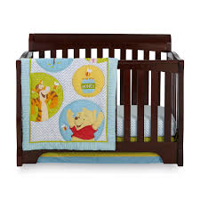 Nursery Bedding Sets Uk by Disney Baby Winnie The Pooh 4 Piece Crib Bedding Set Baby Baby