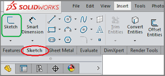 tips for new solidworks users part 1 sketch mode