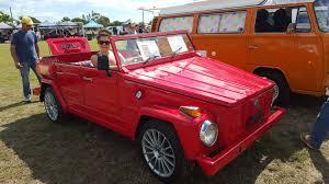 volkswagen type 181 1976 volkswagen type 182 trekker safari kurierwagen thing